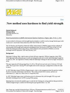 New Method Uses Hardness To Find Yield