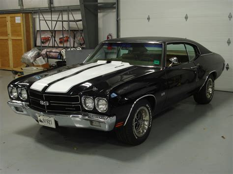 **muscle Cars--chevy Chevelle