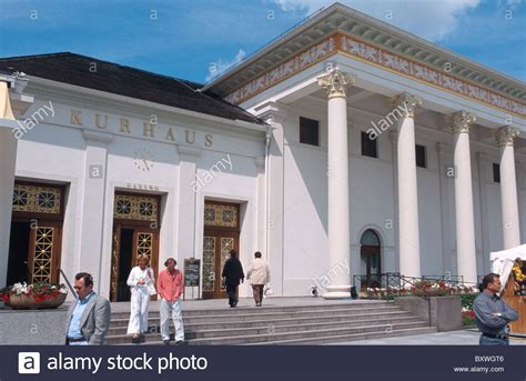 The Spa Complex In Germany by German Spa Stock Photos German Spa Stock Images Alamy
