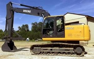 John Deere 160dlc Excavator Service Manual  Operation And