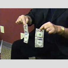 "Best Magic Tricks Revealed ""cut & Restored Money"" Video Magic Tutorials Youtube"
