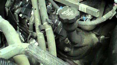 2008 chevy silverado lifter problem
