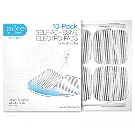 Amazon.com: Pure Enrichment PurePulse Pro TENS Unit Muscle