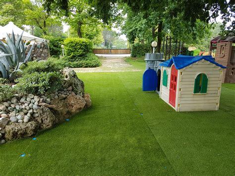 giardino erba arredo giardino erba sintetica