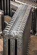 Three Column Beeston Decorative Cast Iron Radiator ...