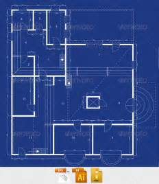 blueprint for houses blueprint graphicriver