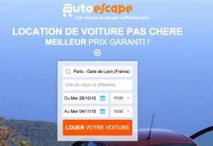 Location Voiture Autoescape : location de voiture autoescape km illimit d s 9 j ~ Medecine-chirurgie-esthetiques.com Avis de Voitures