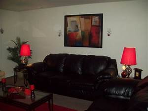 red and black living room ideas With red and black living room decorating ideas