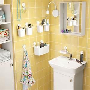 Meuble Pour Petite Salle De Bain : optimiser l espace d une petite salle de bains c 39 est ~ Dailycaller-alerts.com Idées de Décoration