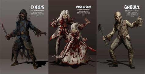 Halloween Horror Nights Theme 2014 by Halloween Horror Nights 171 Scare Zone