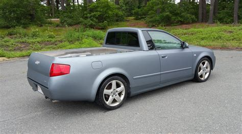 audi s4 b6 morphs into a pickup courtesy of smyth performance carscoops
