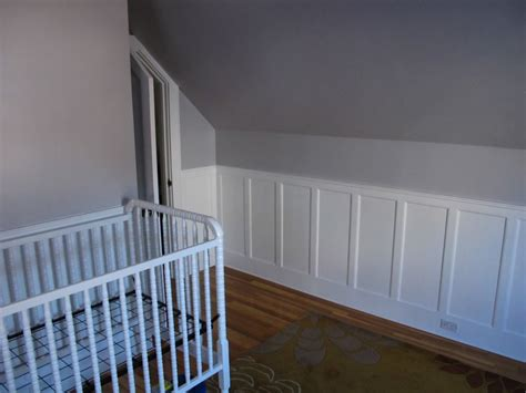 New Wainscoting by Rustic Painted Wainscoting Homes By Ottoman The Way To