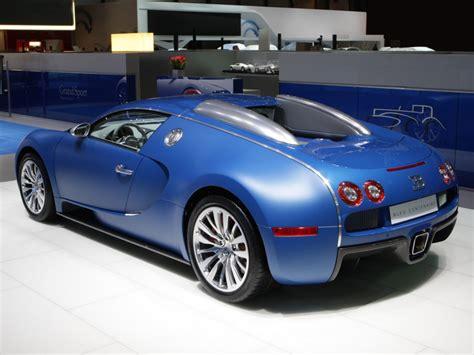 Bugatti Veyron Bleu Centenaire Photos And Wallpapers
