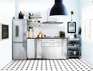 Petites cuisines IKEA : toutes nos inspirations Marie Claire