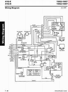 Tractor 1996 416-h Wiring Detailed Pdf