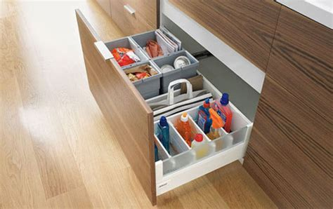 The new era of kitchen storage