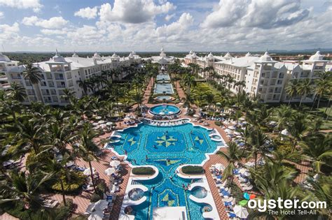 See 12 Awesome Dominican Republic Resorts From a Bird's Eye View   Hotel Riu Palace Punta Cana