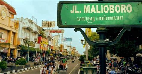 inilah sejarah  makna jalan malioboro  yogyakarta
