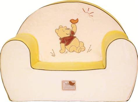 babycalin fauteuil winnie ourson doudouplanet