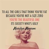 Quotes From Marilyn Monroe About Beauty | 500 x 500 png 138kB