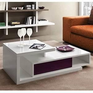 Table De Salon La Redoute : table basse design mary zendart la redoute mobile consoles et tables basses table basse ~ Voncanada.com Idées de Décoration