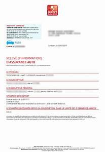 Numéro De Téléphone Direct Assurance Auto : comment obtenir son relev d 39 information instantassur ~ Medecine-chirurgie-esthetiques.com Avis de Voitures