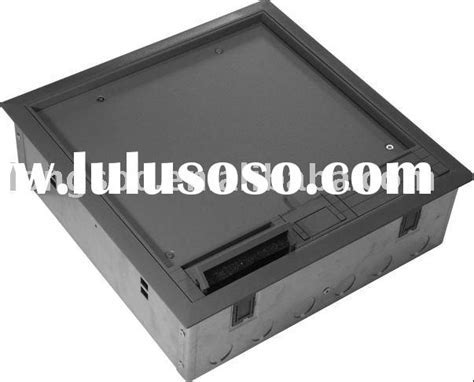 electrical outlets floor box    GS Range Junction Box