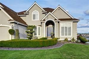 Porche Entrée Maison : ext rieur de luxe de maison vue de porche d 39 entr e photo ~ Premium-room.com Idées de Décoration