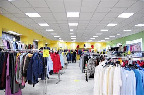 Image Clothing Store Clothing Store Stock Photo Colourbox