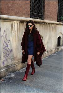 32 Chic Capes That Prove You Can Wear Them Too 2018 | FashionGum.com
