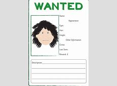 Hansel and Gretel Wanted Poster Free Early Years