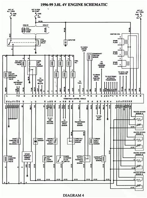 1999 Tauru Wiper Wiring Diagram by 99 Ford Taurus Wiring Diagram Wiring Library
