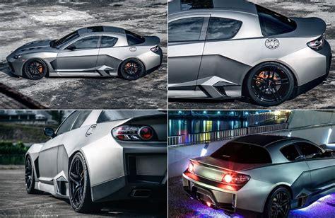Gambar Mobil Mazda 6 by Gambar Modifikasi Mobil Rx8 Modif Mobil