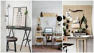 Small, Home, Office, Decorating, Ideas, On, A, Budget