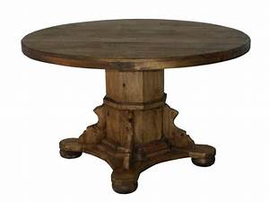Rustic round wood coffee table for Rustic circle coffee table