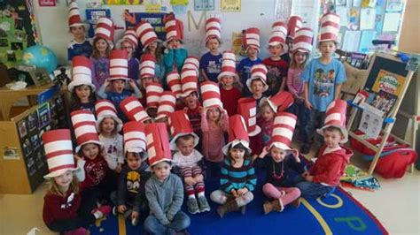 traverse city area schools newsletter 301 | Long Lake Celebrating Dr Seuss Bday 3 2016