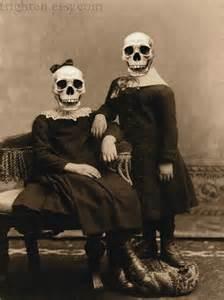Halloween Skeleton Art