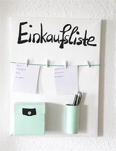 Erste Wohnung Einkaufsliste : diy einkaufslisten organizer selber machen diy ideen von lovely diys pinterest basteln ~ Markanthonyermac.com Haus und Dekorationen