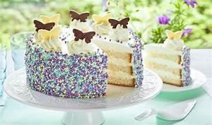 Kleine Torten 20 Cm : biskuit zitronen torte rezept dr oetker kuchen pinterest biskuit zitrone und kuchen ~ Markanthonyermac.com Haus und Dekorationen