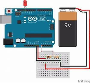 Arduino Battery Voltage Indicator  5 Steps  With Pictures