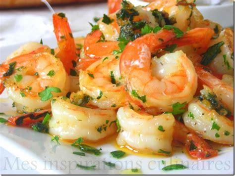 comment cuisiner du poulet crevettes sautées ail et persil le cuisine de samar