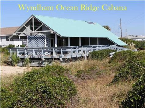 Driftwood Villa 237   Wyndham Ocean Ridge   Edisto Realty