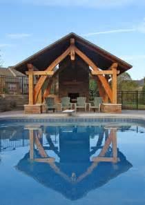 steep slope house plans poolside pavilion modeled on cruck frames david