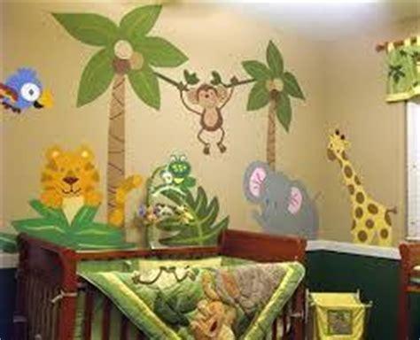 decorar habitacion de bebe estilo safari paperblog