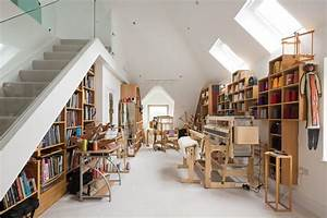 Studio In Mansarda  Foto  Immagini E Idee