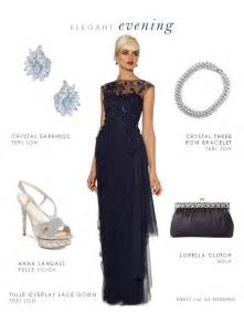 navy wedding dress navy evening gown for of the or groom