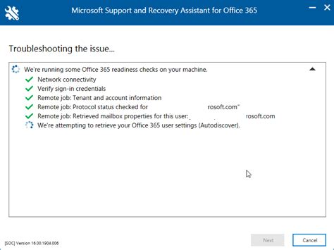 Office 365 Outlook Troubleshooting Tool by Microsoft Tools For Monitoring Office 365 Connectivity