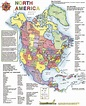 Ways to use a North America Map! - Maps for the Classroom