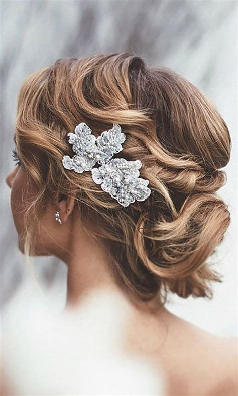 best 25 short wedding hairstyles ideas on pinterest