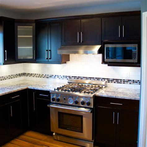 kitchen cabinet refacing veneer cabinet refacing done in cherry veneer contemporary 5707